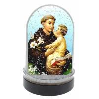 Sneeuwbol / Prentje 10 x 7 cm - H Antonius