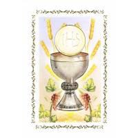 Carte Double Communion + Enveloppe