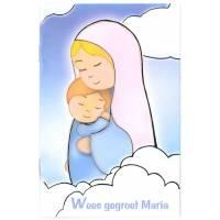 """Boekje - """"Wees Gegroet Maria"""""""