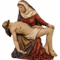 1 Fig Passiefiguren Pieta 7 Cm
