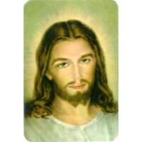 Plaque Magnétique - Christ Miséricordieux