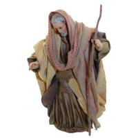 Santon Napolitain - 12 cm - St Joseph