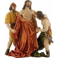1 Fig Statues De La Passion Déchirement Des Vëtements