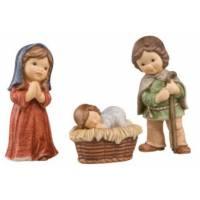 Ste Famille 10.5 Cm 3 Pieces 860
