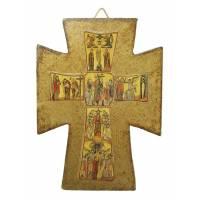 Croix Byzantine 7 X 10 Cm