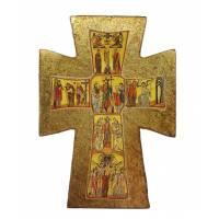 Croix Byzantine 10 X 14 Cm Mass