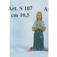 Statue 10 cm - Ste Bernadette