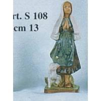 Statue 13 Cm Ste Bernadette