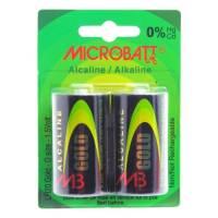 Blister De 2 Piles Alcalines Lr20