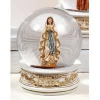 Boule de Neige - Lourdes - D 10 cm