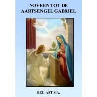 Livre - Noveen tot de Aartsengel Gabriel - NL