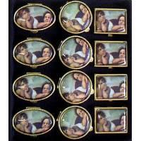 Boite A Pilules Anges Raphael Ov35x30-R30-Rh30x25 H16mm