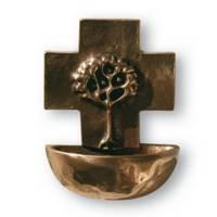 Benitier Bronze 12 Cm Arbre De Vie