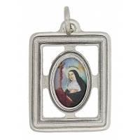 Médaille - Ste Rita - Rectangle
