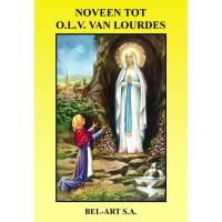 Livre - Noveen tot OLV van Lourdes - NL