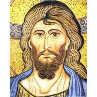"""Poster 20 X 25 Cm Pantocrator """"or"""""""