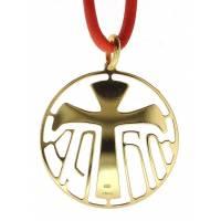 Medaille Argent Tau Dore