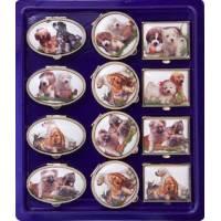 Boite A Pilules Chiots Ov35x30-R30-Rh30x25 H16mm