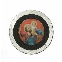 Méd. Aimantée - St Christophe 18 mm