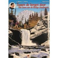 BD - Tussen de bergen door - Het leven van de heilige Jozefmaria