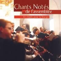 Cd - Chants Notes De L'assemblee - 110 Chants Pour La Liturgie
