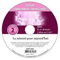 CD - La sainteté pour aujourd'hui