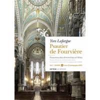 Psautier De Fourviere - Psaumes Des Dimanches Et Fetes
