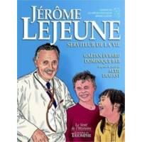 Bd - Jerome Lejeune - Serviteur de la vie