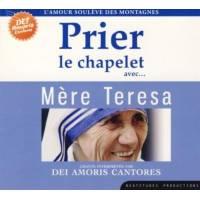 CD - Prier le chapelet avec Mère Teresa
