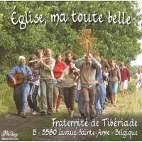 CD - Eglise, ma toute belle