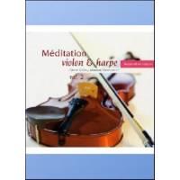 Méditation, violon & harpe /vol.2