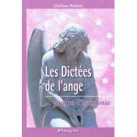Les dictées de l'ange... gouttes d'harmonie