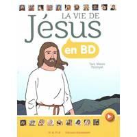La vie de Jésus en BD - Couverture souple