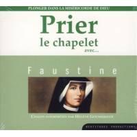 CD - Prier le chapelet avec Faustine