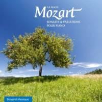 La magie mozart piano sonates & variations-pf