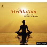 CD - Méditation - Les plus belles mélodies classiques