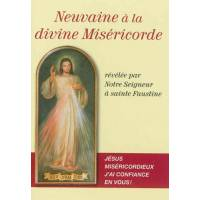 Neuvaine à la divine Miséricorde révélée par Notre-seigneur à sainte Faustine