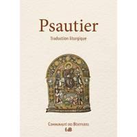 Psautier - Nouvelle Traduction Liturgique