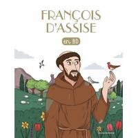 François d'Assise en BD