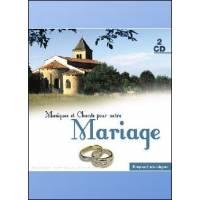 Cd-musiques et chants pour notre mariage