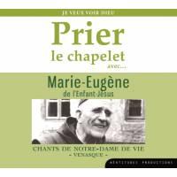 Cd - Prier Le Chapelet Avec Marie Eugene De L'enfant Jesus