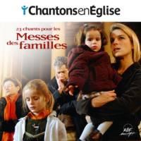 Cd - Chantons En Église - 23 Chants Pour Les Messes Des Familles