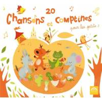 CD - 20 chansons et comptines pour les petits - Volume 3