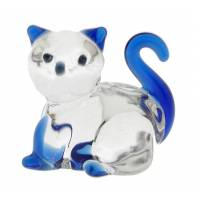 Chat 03 Cm Verre