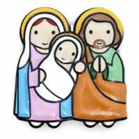 Plaque Magnetique Ste Famille