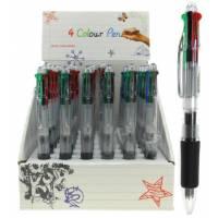 Pen               4 Kleuren